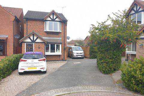 3 bedroom detached house to rent - Honeysuckle Close, Coalville, LE67