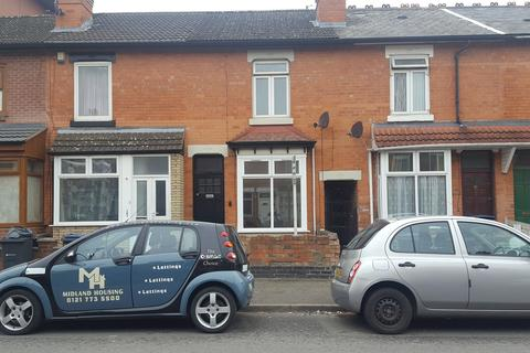2 bedroom terraced house to rent - Solihull Road, Sparkhill