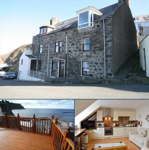 3 bedroom apartment to rent - Harbour Road, Gardenstown, AB45
