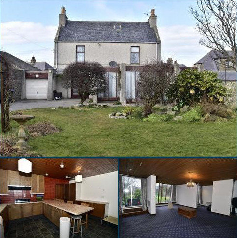 4 bedroom detached house for sale - Pitsligo Street, Rosehearty, AB43