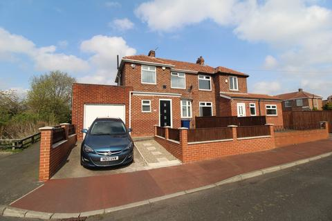 3 bedroom semi-detached house for sale - Wharmlands Road, Newcastle upon Tyne, Tyne and Wear, NE15 7UD
