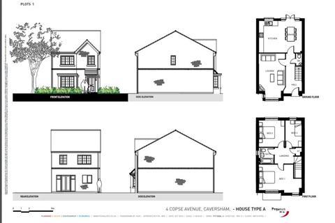 Land for sale - Copse Avenue, Caversham