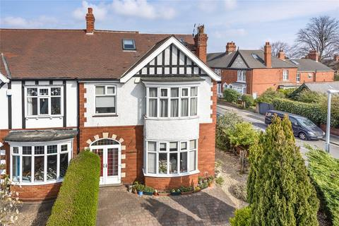 4 bedroom semi-detached house for sale - Weelsby Road, Grimsby, DN32
