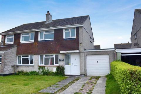 3 bedroom semi-detached house for sale - Berveth Close, Threemilestone, TRURO, Cornwall