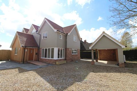 4 bedroom detached house for sale - Horham, Near Eye, Suffolk