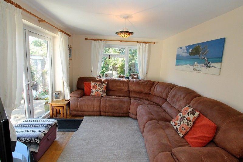 Open plan lounge, kitchen/breakfast room