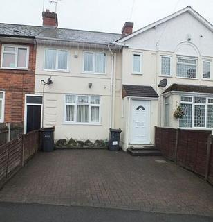 3 bedroom terraced house to rent - Sleaford Grove, Hall Green