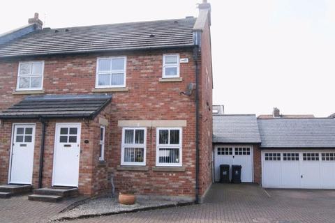 3 bedroom semi-detached house for sale - Harlebury, Backworth, Newcastle Upon Tyne