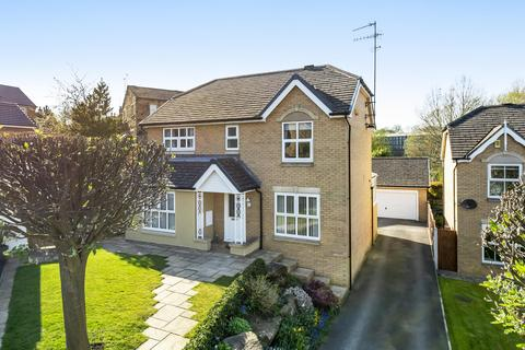 4 bedroom detached house for sale - Cavalier Drive, Apperley Bridge, Bradford, BD10 0UF