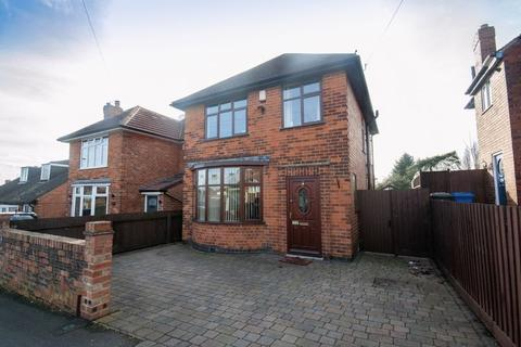 3 bedroom detached house for sale - SPINNEY ROAD, CHADDESDEN