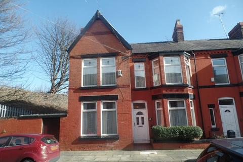 3 bedroom end of terrace house for sale - 14 Foxdale Road, Liverpool