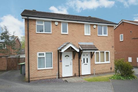 2 bedroom semi-detached house for sale - Whitemoor Drive, Monkspath