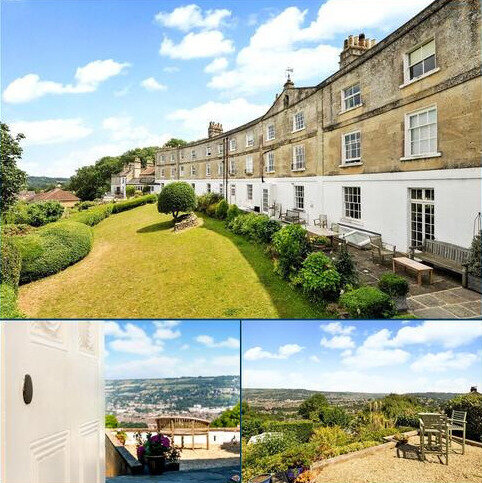 5 bedroom terraced house for sale - Bloomfield Crescent, Bath, Somerset, BA2