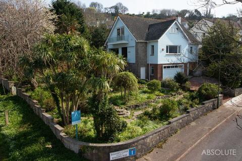 4 bedroom detached house for sale - Ilsham Marine Drive, Torquay