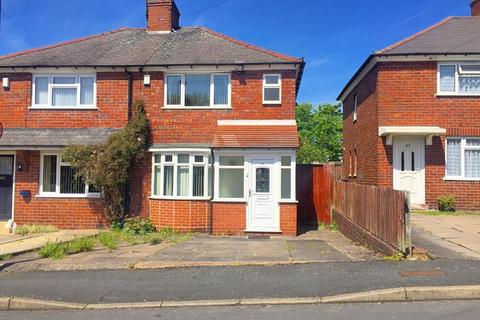2 bedroom semi-detached house for sale - CALDWELL STREET, WEST BROMWICH, B71 2DW