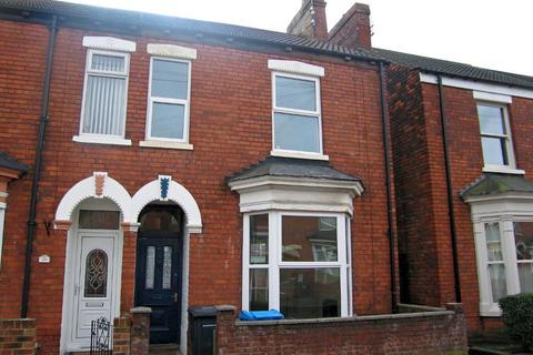 2 bedroom terraced house to rent - Thoresby Street, Hull, HU5 3RA