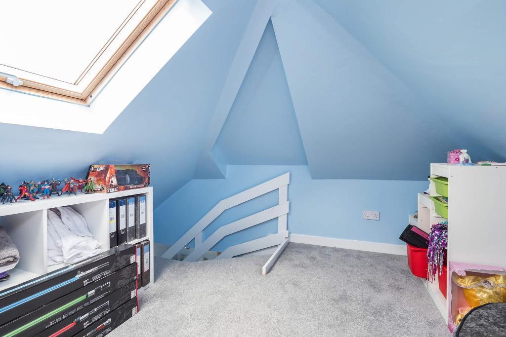 Attic (3rd Bedroom)