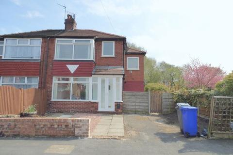 3 bedroom semi-detached house to rent - Gibson Avenue, Manchester