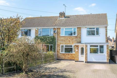 3 bedroom semi-detached house for sale - Elkington Road, Yelvertoft, NN6 6LU