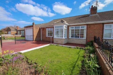 3 bedroom semi-detached bungalow for sale - Mill Holme Close, Brotton