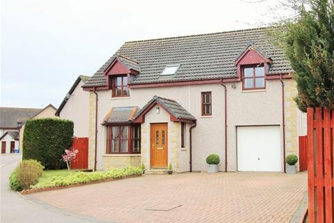4 bedroom detached house for sale - Knockomie Rise, Forres