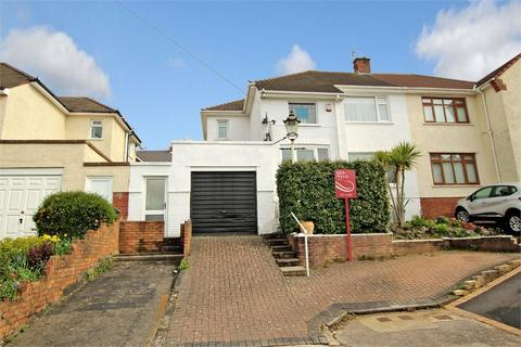 3 bedroom semi-detached house for sale - Borrowdale Close, Penylan, Cardiff