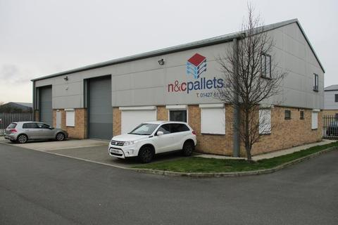 Industrial unit to rent - Unit 2, Somerby Way, Gainsborough, Lincolnshire