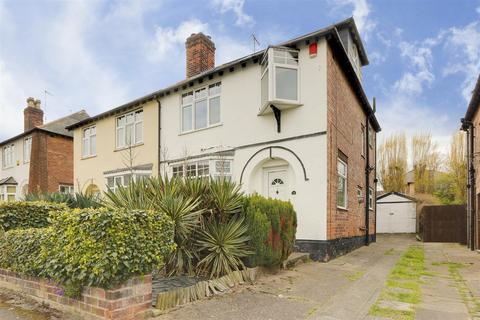4 bedroom semi-detached house for sale - Cowper Road, Woodthorpe, Nottinghamshire, NG5 4FZ