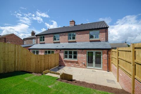 3 bedroom semi-detached house for sale - Hazeldene Fold, Minskip, Boroughbridge