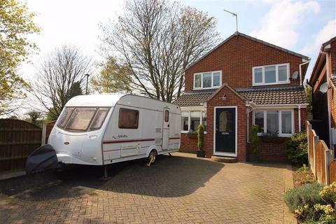 3 bedroom detached house for sale - Cuckmere Close, Allestree, Derby