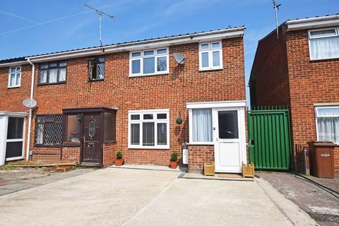 3 bedroom end of terrace house for sale - Winchester Way, Rainham, Gillingham, ME8
