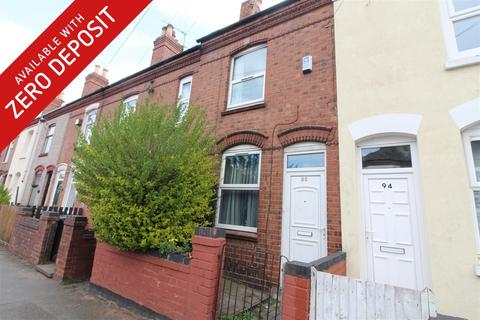 2 bedroom terraced house to rent - Nicholls Street, Coventry
