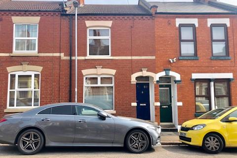 2 bedroom terraced house for sale - Manfield Road, Abington, Northampton, NN1