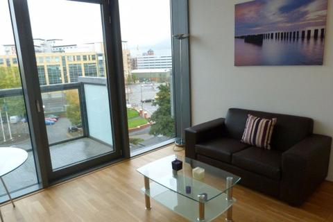 Studio to rent - Abito Salford Quays - 4th Floor