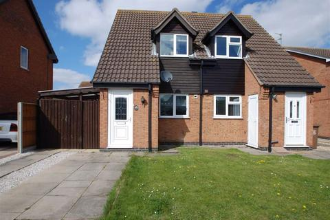 2 bedroom semi-detached house for sale - Haff Close, Swineshead, Boston