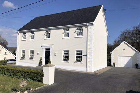 4 bedroom detached house for sale - Llanpumsaint,Carmarthen