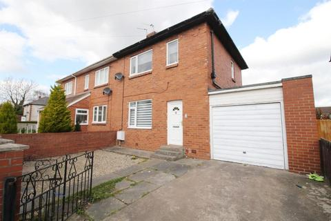 2 bedroom semi-detached house for sale - Taylor Avenue, Wideopen, Newcastle Upon Tyne
