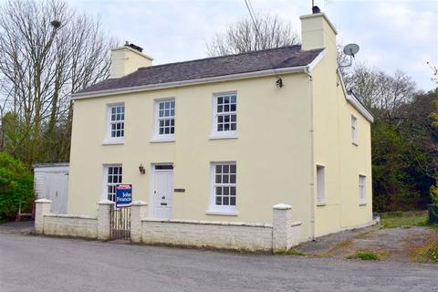 4 bedroom detached house for sale - New Quay, Ceredigion