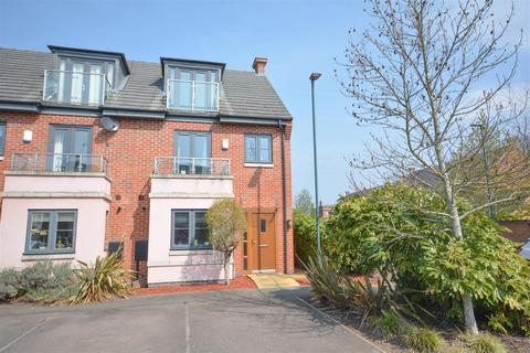 3 bedroom end of terrace house for sale - Ferryman Road, Wilford, Nottingham