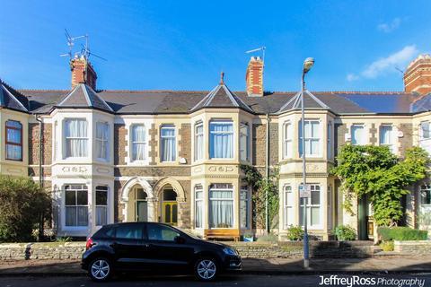 4 bedroom terraced house to rent - Berthwin Street, Pontcanna, Cardiff