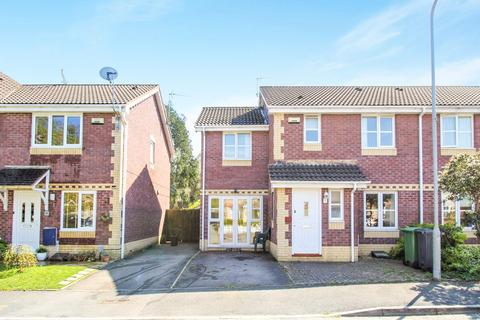 3 bedroom semi-detached house for sale - Walwyn Place, St Mellons, Cardiff, CF3