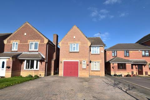 3 bedroom detached house for sale - Trent Avenue, Thurcaston Park, Leicester