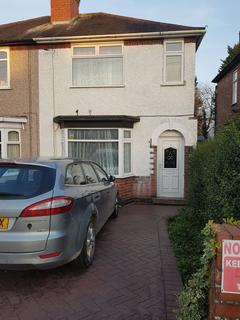 2 bedroom semi-detached house to rent - Burnham Road, Coventry
