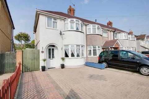 3 bedroom end of terrace house for sale - Royston Crescent, Newport, NP19