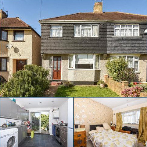 3 bedroom semi-detached house for sale - Chester Road Sidcup DA15