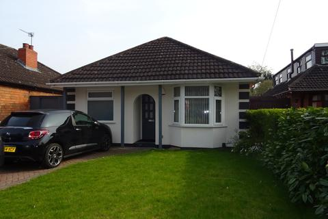 3 bedroom detached bungalow for sale - Horse Shoes Lane, Sheldon