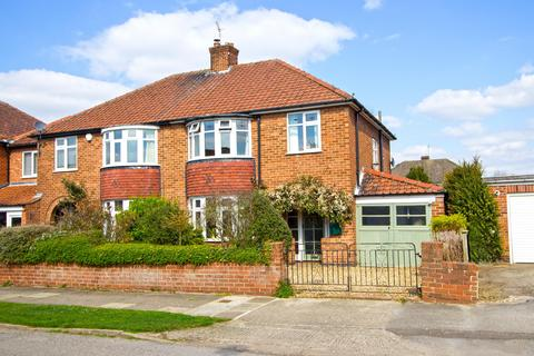 3 bedroom semi-detached house for sale - Lycett Road, York, YO24 1ND