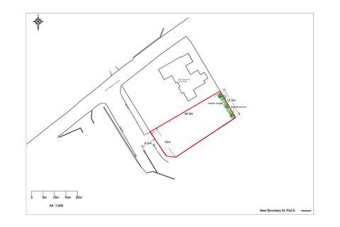 Land for sale - Plot A adjacent to Bricknells