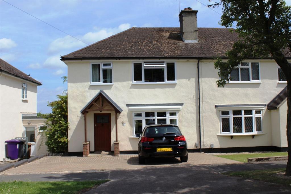 4 Bedrooms Semi Detached House for sale in Chilvers Bank, Baldock, Hertfordshire