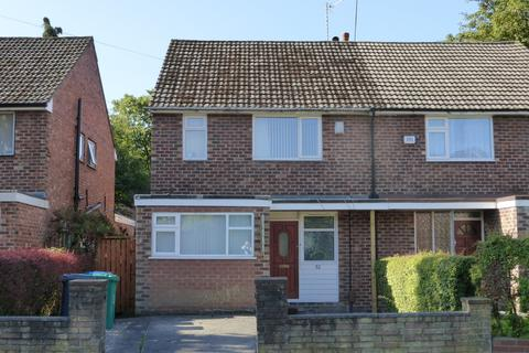 5 bedroom semi-detached house to rent - Derby Road, Manchester, M14